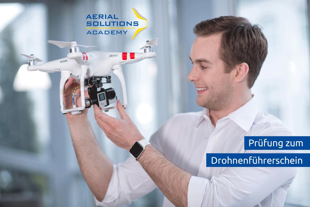 Drohnenführerschein leicht gemacht