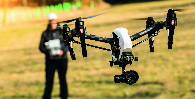 """Praxiskurs """"Drohnen fliegen"""""""